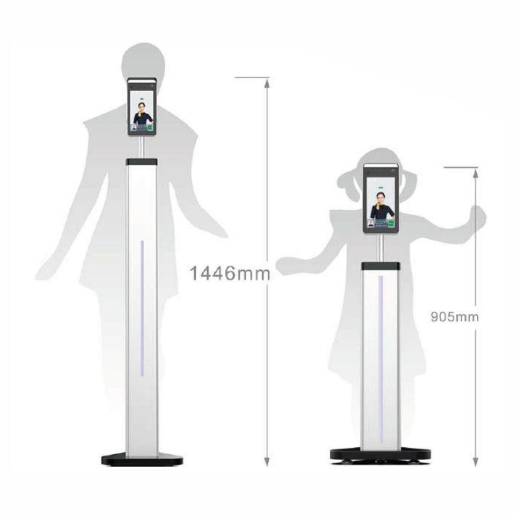 Mini Tablet Riconoscimento a colonna